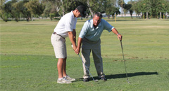Golf Swing Lesson
